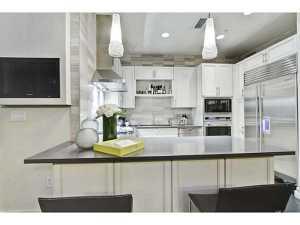 The Vue Penthouse Kitchen