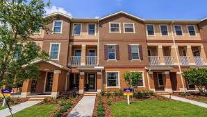 Ravinia at East Park Town homes