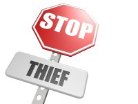 real estate contract and seller theft