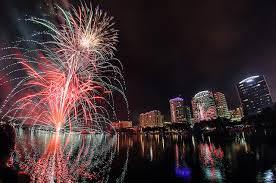 orlando fireworks July 4th