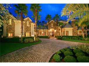Orlando Million Dollar Homes