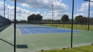 The Lakes at Harmony Tennis Court