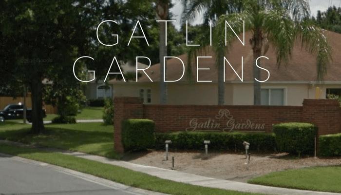 Gatlin Gardens - Orlando's Best High School Neighborhood