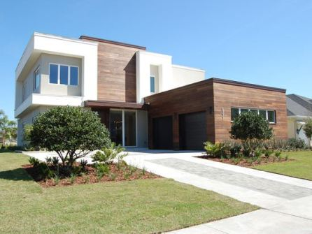 Brand New Contemporary Homes at Laureate Park