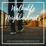 Do Walkable Neighborhoods Matter?