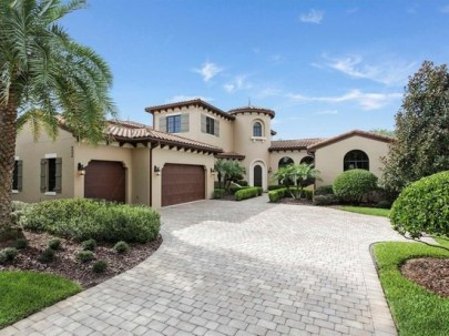 Waters Edge Homes in Lake Nona