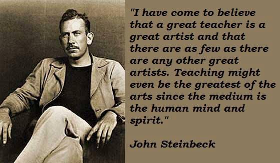 John Steinbeck orlando espinosa