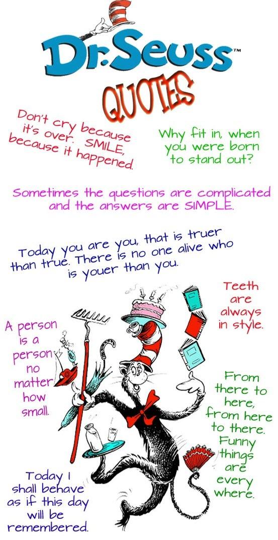 Dr.-Seuss-Quotes lessons Orlando Espinosa