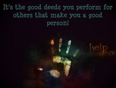 no good deed-orlando espinosa