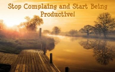 stop complaining-orlando espinosa
