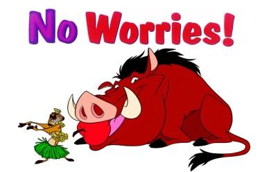 No Worries-Orlando Espinosa