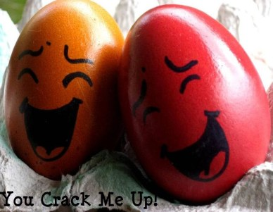 Happy-Eggs you crack me up orlando espinosa