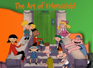 The Art of Friendship orlando espinosa