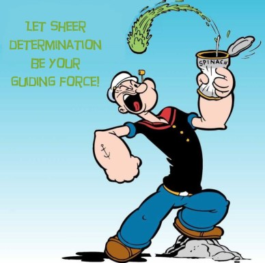 Sheer Determination-popeye orlando espinosa