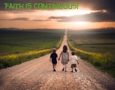 Faith is Continuous-orlando espinosa