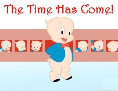 The Time Has Come orlando espinosa
