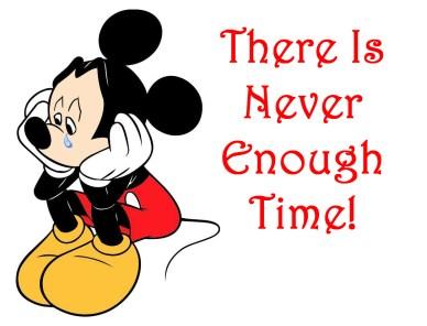 never enough time-orlando espinosa