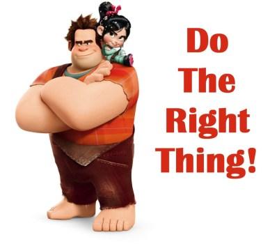 do the right thing-orlando espinosa