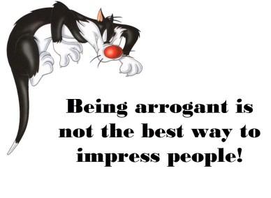 arrogance-orlando espinosa