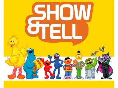 show and tell-orlando espinosa