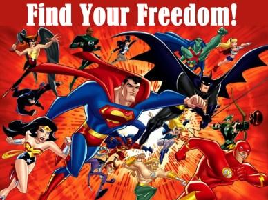 find your freedom-superheroes orlando espinosa