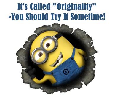 it's called originality-orlando espinosa