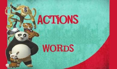 Action-words orlando espinosa