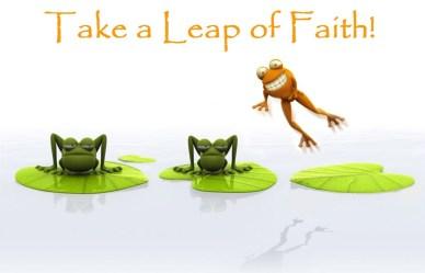 take a leap of faith orlando espinosa