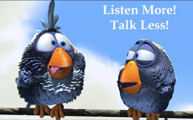 listen more and talk less orlando espinosa
