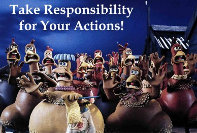 Responsibility is Power orlando espinosa