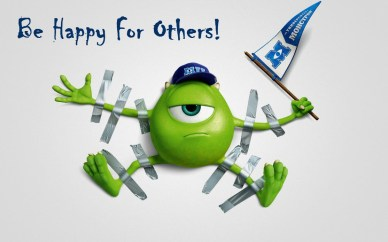 Be happy for others orlando espinosa