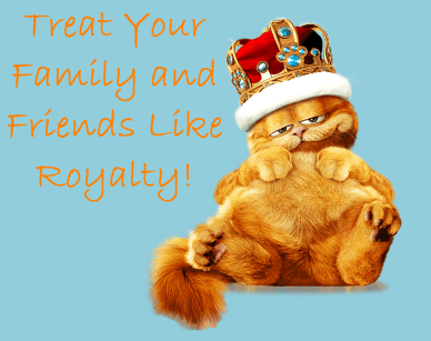 royalty orlando espinosa Garfield King