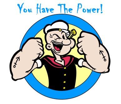 you have the power orlando espinosa popeye-the-sailor-man