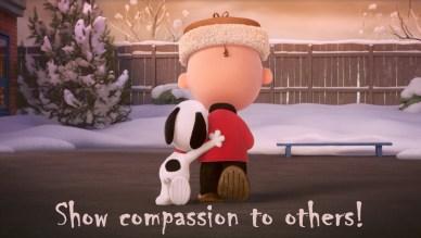 showing compassion orlando espinosa peanuts
