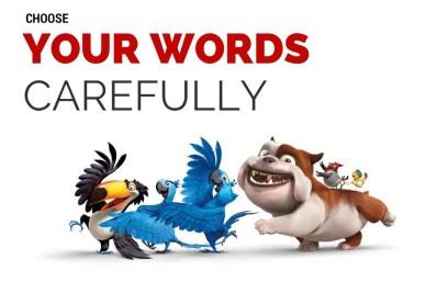 your words-orlando espinosa