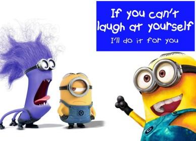fortunate orlando espinosa laugh minions
