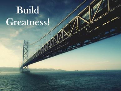 greatness is built orlando espinosa