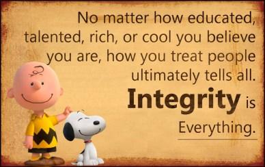 integrity is everything orlando espinosa