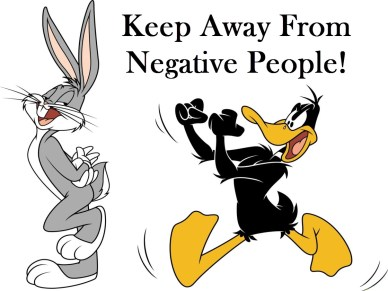 keep away orlando espinosa bugs bunny daffy duck