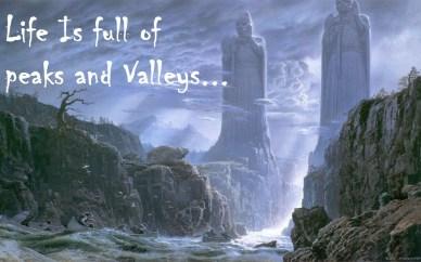 life is peaks and valleys orlando espinosa