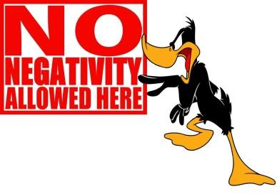 positive thought orlando espinosa No-negativity