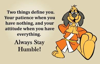 always stay humble orlando espinosa