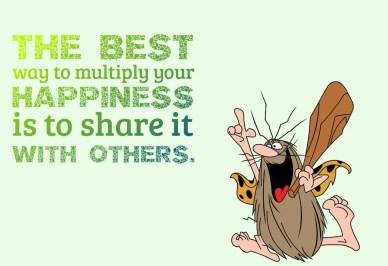 share happiness orlando espinosa
