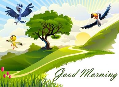 a simple Good-Morning-orlando espinosa