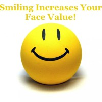 Smiling Does Increase