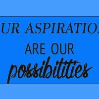 Having Aspirations