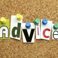 The Less Advice