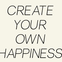 Just Create Happiness