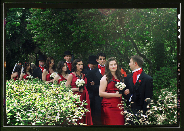 Wedding in Leu Gardens - Orlando Hipster Guide to Weddings & Getting Married