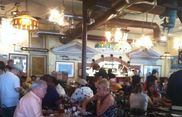White Wolf Cafe - OrlandoHipster.com - Best Brunch in Orlando FL